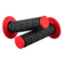 Gripy Diamon Dual Compound černá/červená