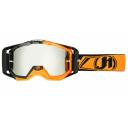 Brýle JUST1 IRIS Carbon fluo oranžové