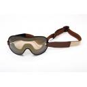 Brýle ETHEN CAFE RACER hnědo/šedé