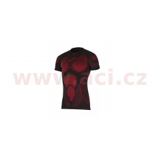 Termoprádlo MTB Tech Top Short Sleeve Underwear, ALPINESTARS (černé)