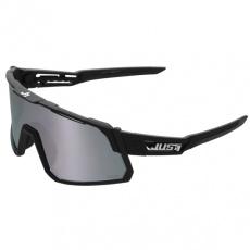 Sluneční brýle JUST1 SNIPER černo/černé
