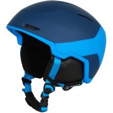 helma BLIZZARD Viper ski helmet, dark blue matt/bright blue matt