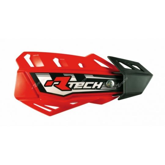 Kryty páček RTECH FLX cross/enduro červené