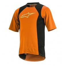 Alpinestars Drop 2 S/S Jersey dres Bright Orange A. Yellow