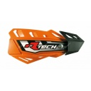 Kryty páček RTECH FLX cross/enduro oranžové