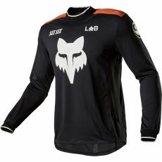 Pánský MX dres Fox See See Jersey Limited Edition Black