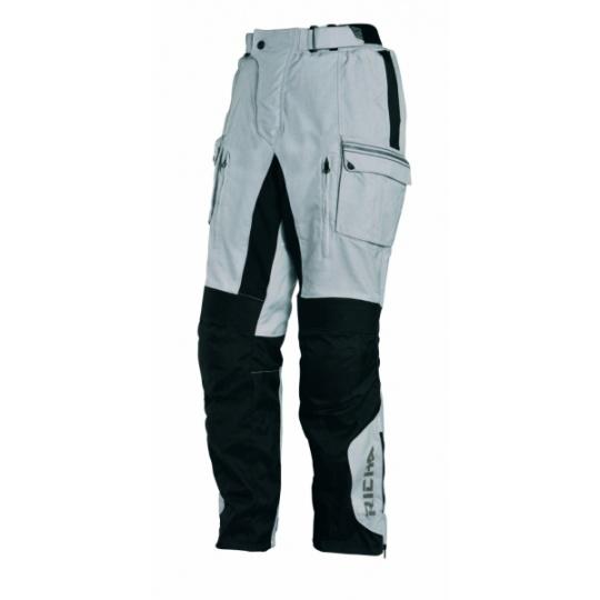 Moto kalhoty RICHA SAHARA šedé