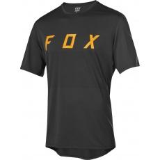 Pánský dres Fox Ranger Ss Fox Jersey Black