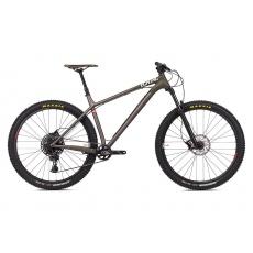 NS Bikes Eccentric Alu 29 grey metal - velikost L