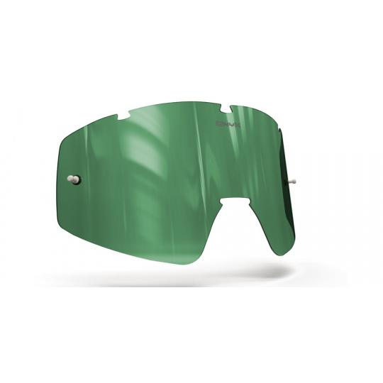 plexi pro brýle FLY RACING FOCUS /ZONE, ONYX LENSES (zelené s polarizací)
