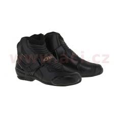 boty STELLA SMX-1 R, ALPINESTARS, dámské (černé/zlaté)