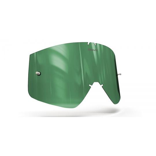 plexi pro brýle THOR COMBAT/SNIPER/CONQUER, ONYX LENSES (zelené s polarizací)