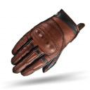 Moto rukavice SHIMA CALIBER hnědé
