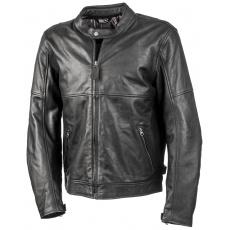 kožená bunda MACK, SPIDI (černá