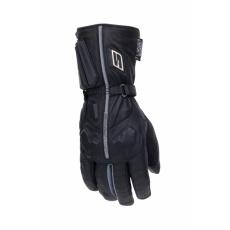 Moto rukavice FIVE WFX1 černo/šedé