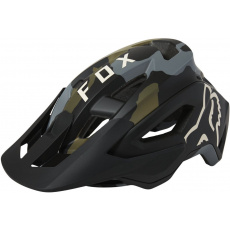 Přilba Fox Speedframe Pro Helmet, Ce Green Camo