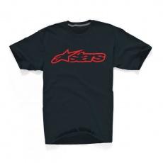 Alpinestars Blaze 2 Tech Tee Ride Dry black/red - velikost M