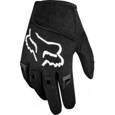 Dětské rukavice Fox Kids Dirtpaw Race Glove Black