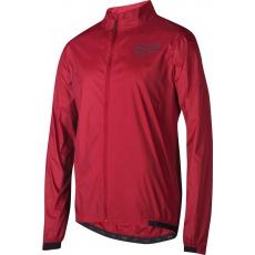 Fox Attack Wind Jacket - pánská cyklistická bunda Cardinal
