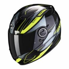 Moto přilba SCORPION EXO-490 NOVA černo/neonově žlutá