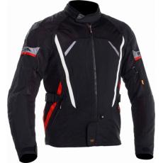 Moto bunda RICHA SCIROCCO černo/červená