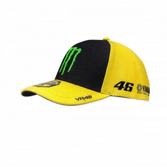 Kšiltovka Valentino Rossi VR46 MONSTER žlutá 274901