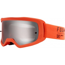 Race brýle Fox Main Gain  Goggle - Spark Fluo Orange