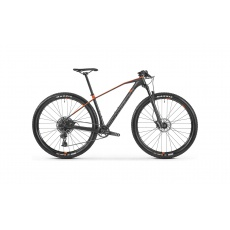 horské kolo MONDRAKER Chrono Carbon 29 L, carbon/orange/grey, 2021