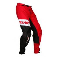 Motokrosové kalhoty ALIAS MX A1 STANDARD červeno/černé 2062-296