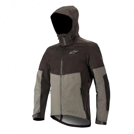 Alpinestars Tahoe Waterproof Jacket bunda Black Dark Shadow