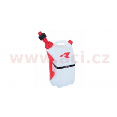 rychlotankovací kanystr R15 (objem 15 litrů), RTECH (červené doplňky)