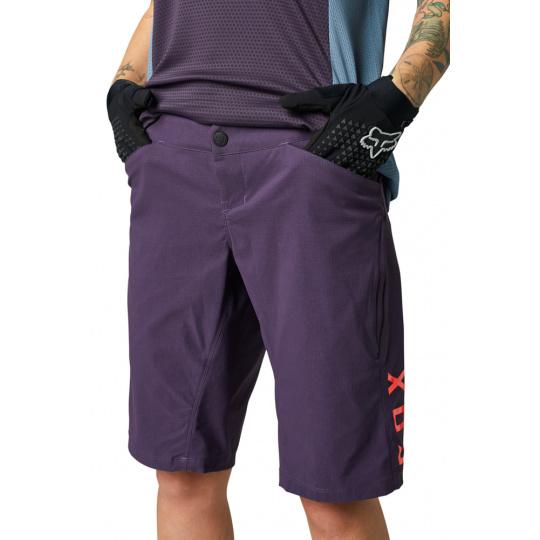 Dámské cyklo šortky Fox Wmns Ranger Short Purple