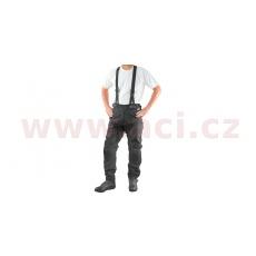 kalhoty Kodra Strap, ROLEFF, pánské (černé, odnímatelné kšandy)