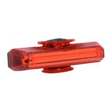 světlo na kolo zadní ULTRA TORCH SLIMELINE R50, OXFORD (LED, světelný tok 50 lm)