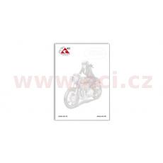 Blok ACI formát A6 (malý) - varianta MOTO