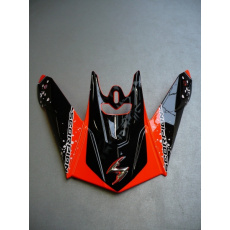 Kšilt SCORPION VX-20 AIR QUARTZ oranžový