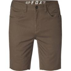 Pánské šortky Fox Dagger Skinny Short Dirt