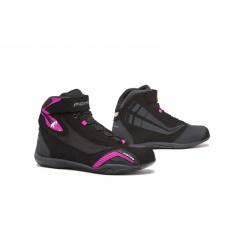 Dámské moto boty FORMA GENESIS LADY černo/růžové