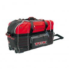 Cestovní taška TCX 2BORT černo/červená
