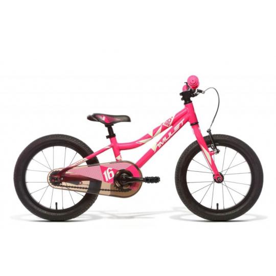 """Dětské kolo Amulet Mini Lite 16"""" růžové 2021"""
