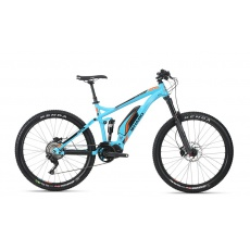 "Haro Shift Plus I/O 7 e-bike 27,5 plus "" celoodpr. (140 mm) - vel.S"