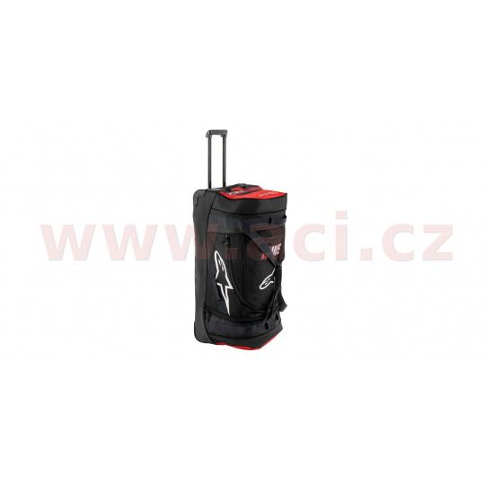 cestovní taška MM93 GEAR BAG edice Marc Marquez, ALPINESTARS (černá/červená, objem 150 l)