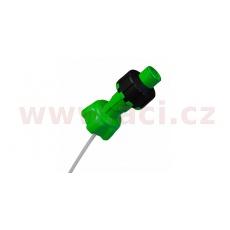 koncovka pro kanystr R15, RTECH (zelená)