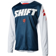 Pánský MX dres SHIFT Whit3 Ninety Seven Navy
