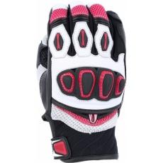 Dámské moto rukavice RICHA TURBO LADY růžové
