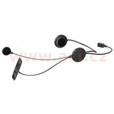 Bluetooth handsfree headset 3S pro skútry pro integrální přilby (dosah 0,2 km), SENA