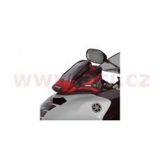 tankbag na motocykl M1R Micro, OXFORD (černý/červený, objem 1 l)