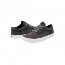 Pánské boty Volcom Draw Lo Suede Shoe Grey Vintage