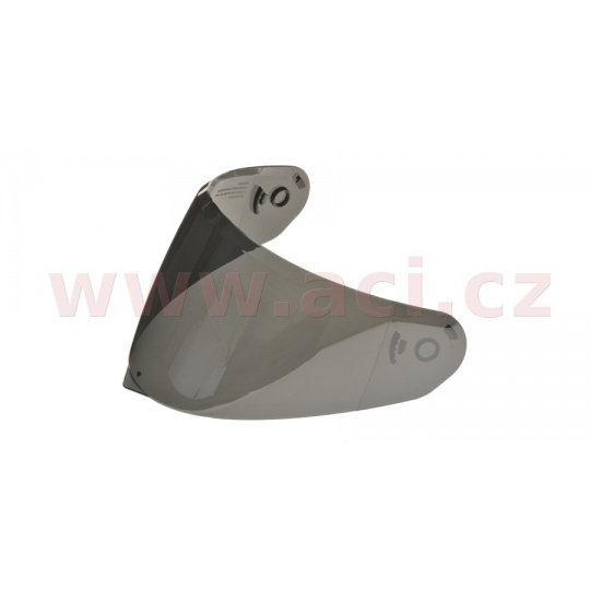 plexi pro přilby Integral 3.0, CASSIDA (zrcadlové stříbrné)