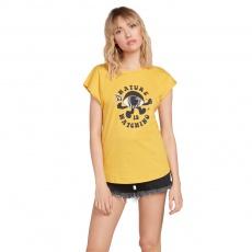 Dámské triko Volcom Dare T Shirt Sunrise